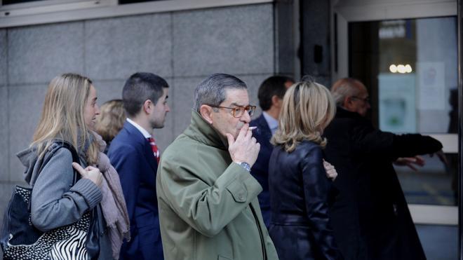 Visto para sentencia el juicio del 'caso Kutxabank'
