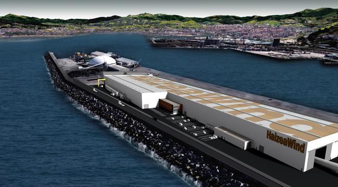 Tecnoaranda instalará una nueva fábrica en el Puerto de Bilbao y creará 300 empleos