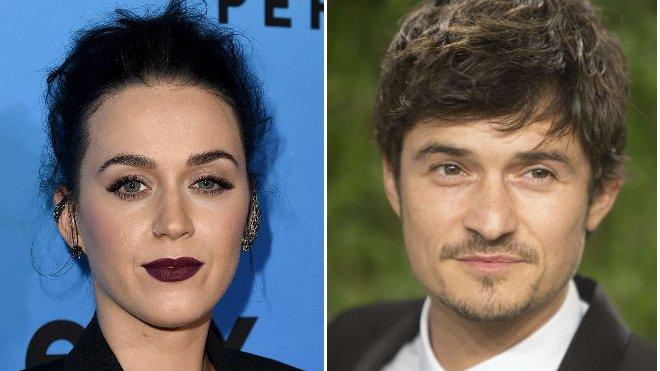 Katy Perry y Orlando Bloom se dan un tiempo