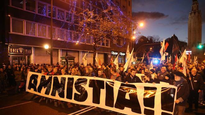 Los escindidos de la izquierda abertzale y del Sinn Fein estrechan lazos en Tolosa