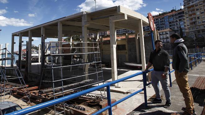 Vecinos de Bermeo se movilizan hoy contra el astillero