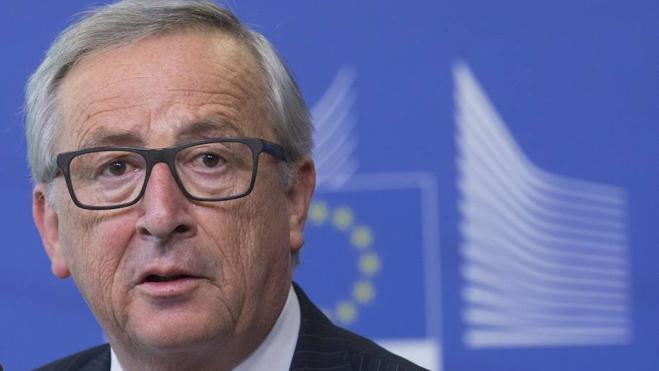 Juncker avala el rol de Euskadi frente al desafío de Cataluña y recibirá a Urkullu