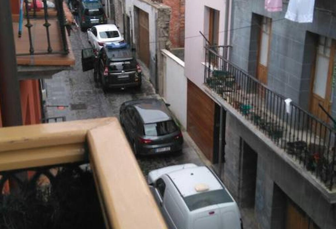 Los tres detenidos en Orduña por tráfico de personas eran parte de la dirección de la red