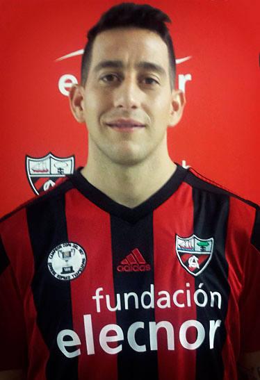 Ángel Gandara: «Me hubiera encantado continuar por todo lo que quiero a este club»