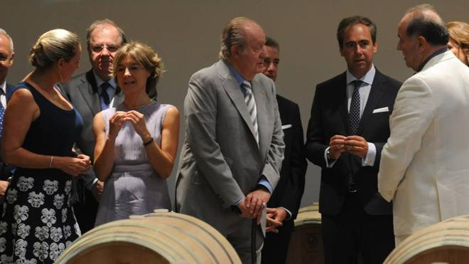 Rioja Alavesa seduce a Vega Sicilia