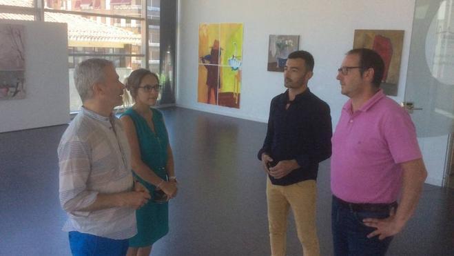 Aquitania se interesa por el trabajo en los gaztegunes de Arrigorriaga
